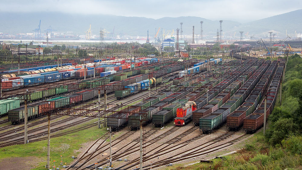 Ferrovie.it. «UTLC ERA at Transpotec 2019: of freight container transportation by rail Europe – China and presentation of the Eurasian Rail Alliance»